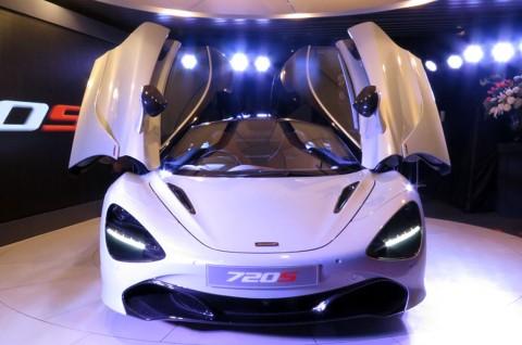 McLaren 720S Mulai Asapi Langit Indonesia