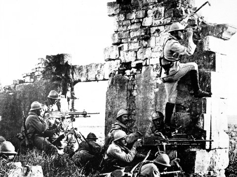Hari Ini: Dimulainya Perang Dunia I