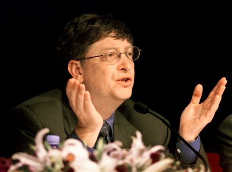 4 Tahun Berturut-turut, Bill Gates Bertahan jadi Orang Terkaya di Dunia