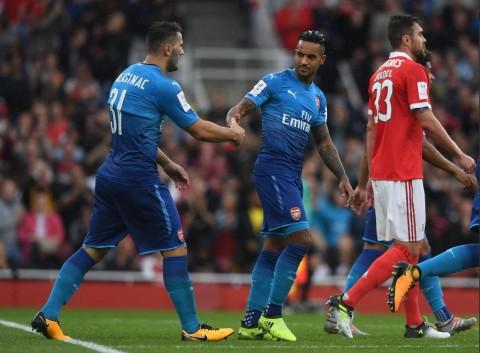 Sevilla Menang Tipis, Arsenal Benamkan Benfica