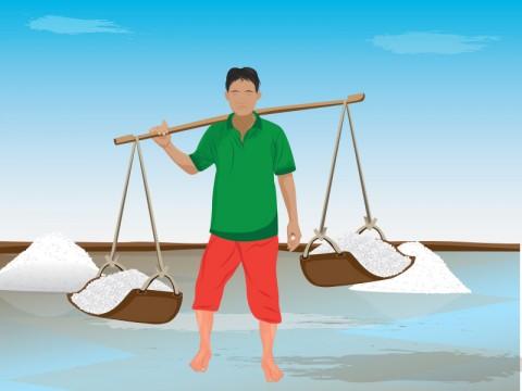 Gubernur Jateng Dukung Impor Garam
