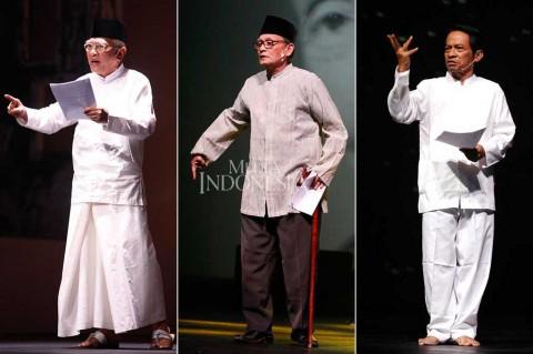 Pentas Puisi Indonesia Dalam 3