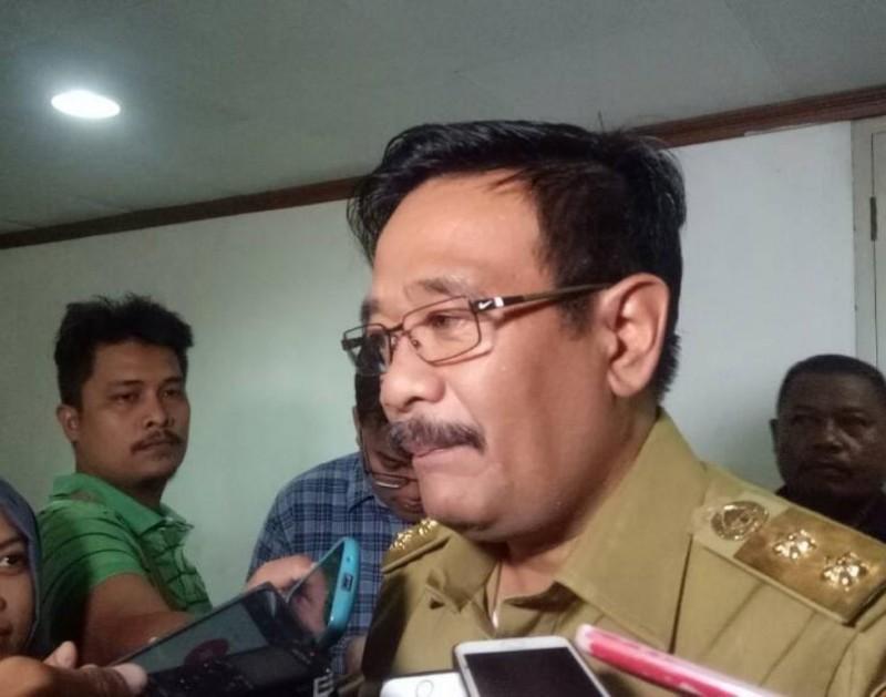 Gubernur DKI Jakarta Djarot Saiful Hidayat --Metrotvnews.com/Nur Azizah
