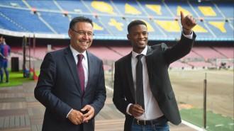 Presiden Barcelona Tanggapi Kritikan Xavi tentang La Masia