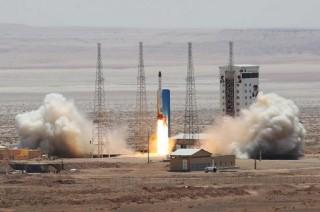 Iran Klaim Sukses Luncurkan Satelit, AS Berang
