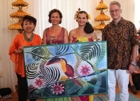 Seni dan Budaya Eratkan Hubungan Indonesia-Hongaria