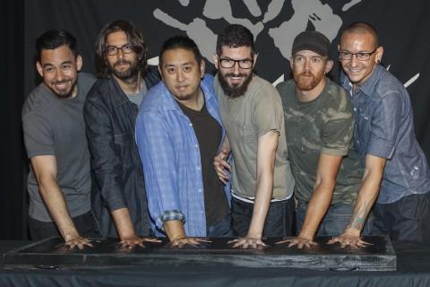Linkin Park Pecahkan Rekor Tangga Lagu Rock di AS