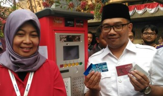 Bandung Mulai Terapkan Parkir Elektronik