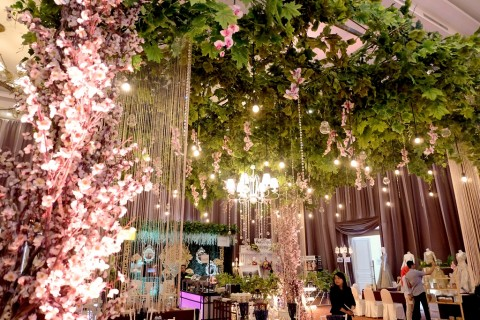The Springs Club Selenggarakan Pameran Royal Wedding Fair
