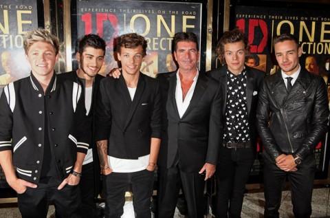 Simon Cowell: One Direction Bisa Reuni Tanpa Kehadiran Semua Personel
