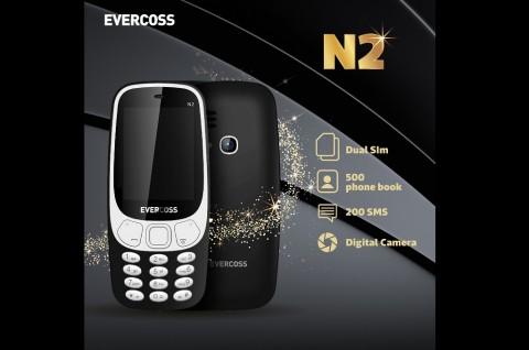 Evercoss Punya Ponsel ala Nokia 3310