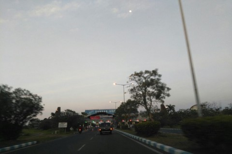 Proyek Frontage Road masih Terkendala Pembebasan Lahan