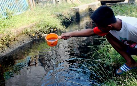 Air Menghitam, Pemkab Jepara: Bukan Limbah Pabrik