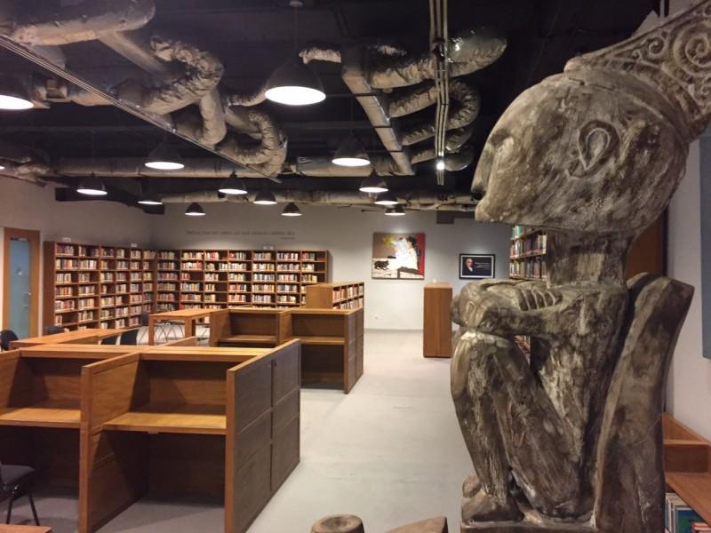 Ruangan di Freedom Institute/Foto: Istimewa
