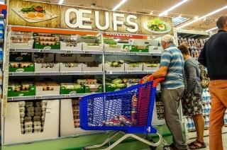 250 Ribu Telur Terkontaminasi Terjual di Prancis Sejak April 2017