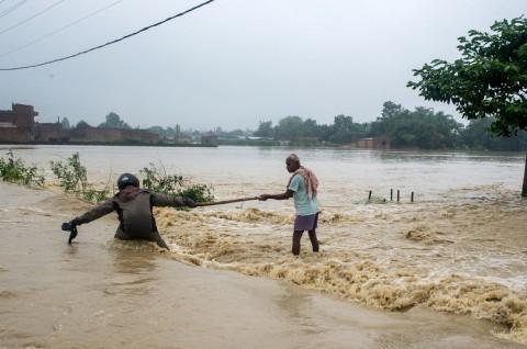 Banjir dan Longsor di Nepal Tewaskan 40 Orang