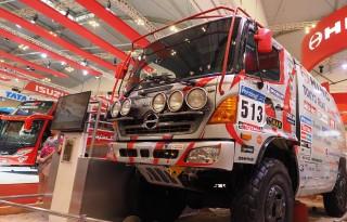 'Monster' Reli Dakar dari Hino