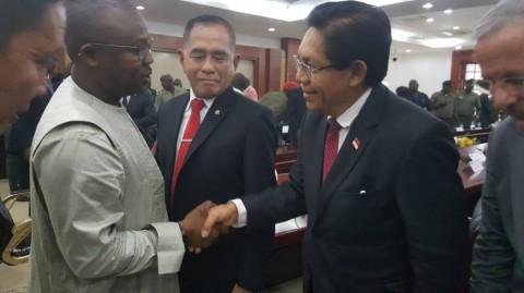 Indonesia dan Guinea-Bissau Sepakati Kerja Sama Pertahanan