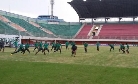Timnas Indonesia U-22 Siap Tempur Melawan Thailand