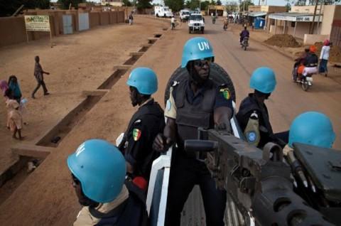 Kelompok Bersenjata Serang Misi PBB di Mali, 7 Tewas