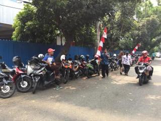 Pengelola Keluhkan Tempat Parkir Luar Gedung di MH Thamrin
