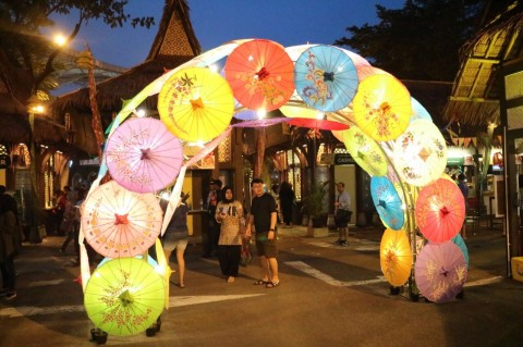 Festival Kuliner Serpong 2017 Mengangkat Budaya Jawa Barat
