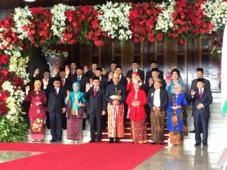Jokowi Puji Kinerja MPR, DPR, dan DPD