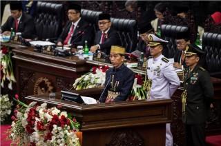 Jokowi Apreasiasi Kebijakan yang Mempermudah Masyarakat Peroleh Keadilan