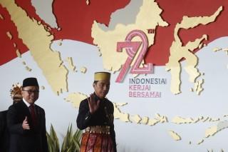 Jokowi: Diplomasi Indonesia Bergerak Lindungi Rakyat Palestina