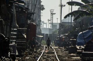 Presiden Jokowi Klaim Tingkat Kemiskinan RI Turun
