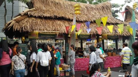 Mencicipi Menu Khas Jawa Barat di Festival Kuliner Serpong