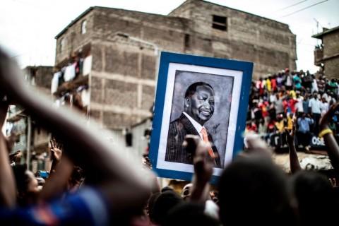 Pemilu Kenya Buntu, Ketakutan Hinggapi Lingkungan Kumuh Nairobi