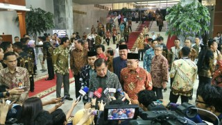 Wapres: Remisi Bagi Koruptor Hak Menkumham