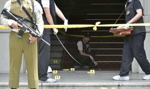 Pria Bersenjata Pedang Serang Kantor Kepresidenan Taiwan