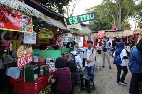 Ragam Kudapan Tradisional di Prambanan Jazz 2017