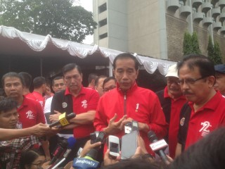 Jokowi Bagikan 7.500 Sertifikat Tanah untuk Warga Jabodetabek