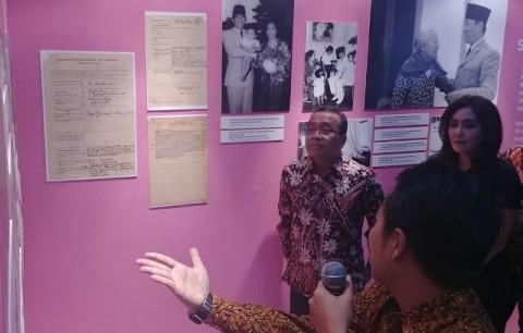 Mengenal Soekarno melalui Pameran Arsip