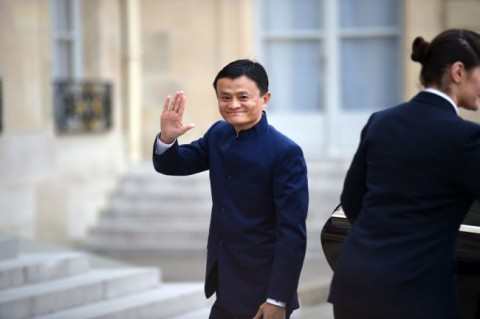 Menkominfo dan Menko Perekonomian Bertemu Jack Ma