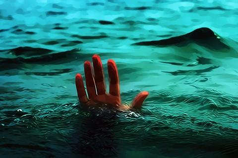 Seorang Pemuda Tewas Tenggelam di Sungai Cimanuk