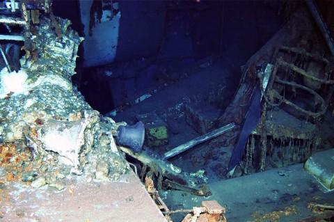 Bangkai USS Indianapolis Ditemukan setelah Hilang 7 Dekade