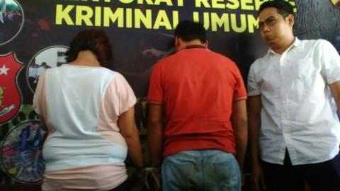 Polisi Bekuk Pelaku Kejahatan Hipnotis Lintas Daerah