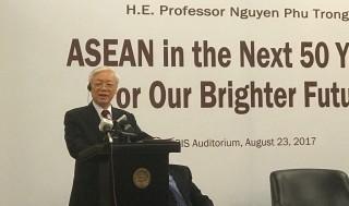 Arti Musyawarah Mufakat ASEAN Bagi Sekjen Partai Komunis Vietnam
