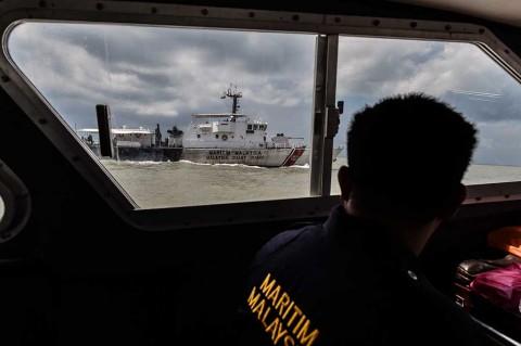 Pencarian 10 Pelaut AS Terus Dilakukan