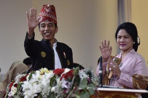 Jokowi dan Kosmetik Wardah Ternyata Punya Kesamaan