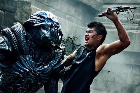 Film Hollywood Terbaru Iko Uwais dan Yayan Ruhian Rilis Trailer Pertama