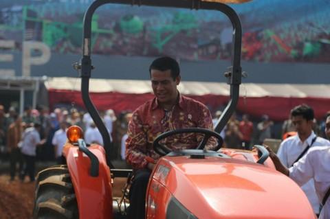 Mekanisasi Pertanian Hasil Kerja Keras Peneliti