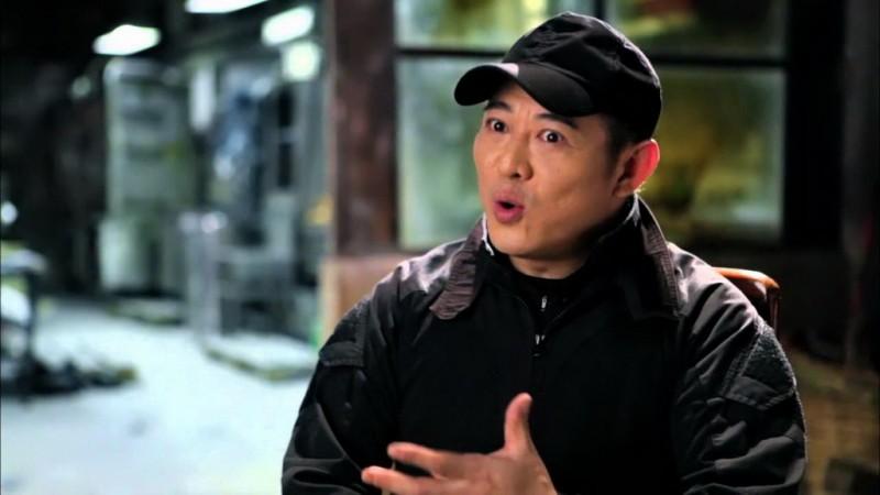 Jet Li di film The Expendables 2 (Foto: youtube)