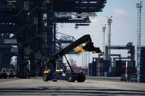 TPK Koja Pastikan Kelancaran Arus Barang di Pelabuhan Tanjung Priok