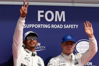 Raih Pole di GP Belgia, Hamilton Samai Rekor Schumi