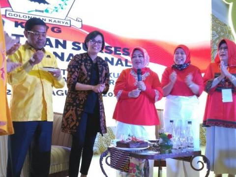 Keterwakilan Perempuan di DPR Masih Minim